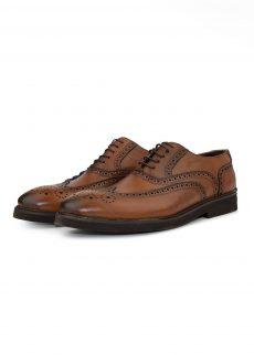 کفش مدل 6009 چرم کروکو