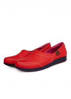 کفش مدل 0088 چرم کروکو