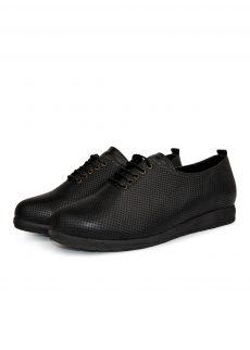 کفش مدل 200010 چرم کروکو