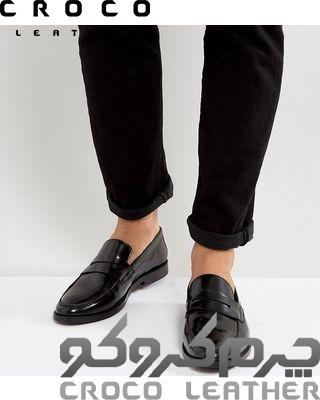 کفش کالج مردانه مجلسی