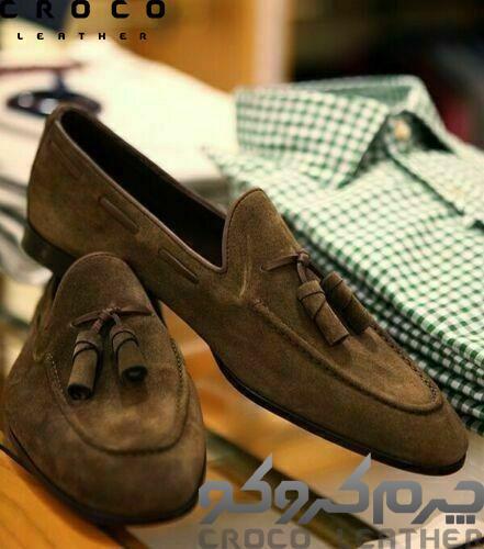کفش کالج مجلسی مردانه