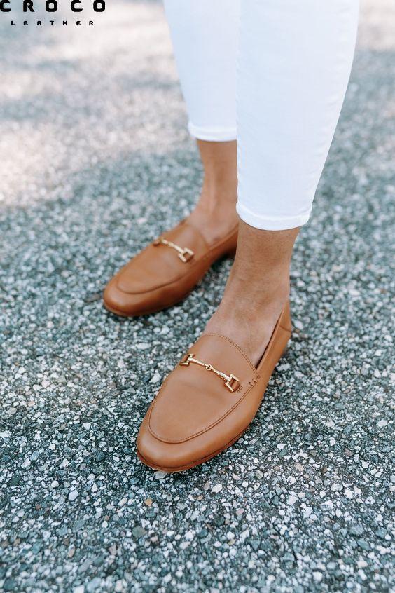 کفش کالج زنانه
