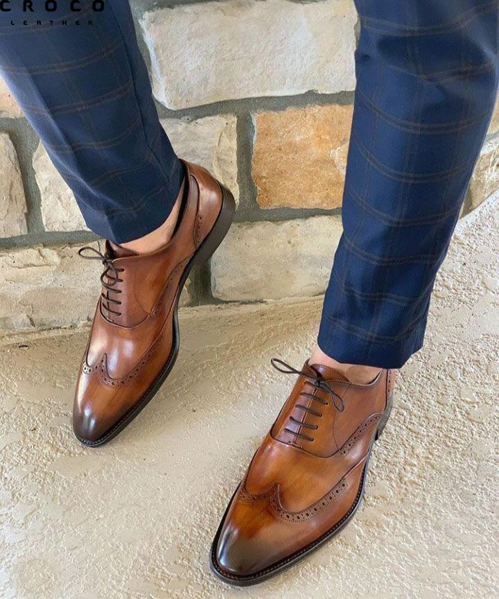 در هنگام انتخاب کیف و کفش مردانه دقت لازمک را به خرج دهید
